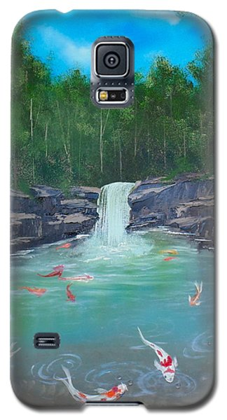 Koi Paradise Galaxy S5 Case