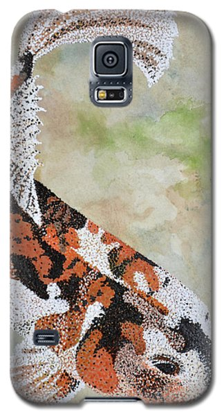 Koi Galaxy S5 Case by Suzette Kallen