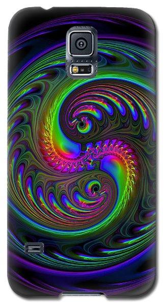 Koi Yin Yang Galaxy S5 Case