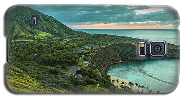 Koko Head Crater And Hanauma Bay 1 Galaxy S5 Case