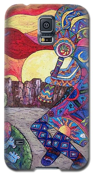 Kokopelli  Galaxy S5 Case
