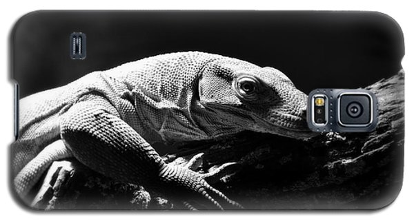 Galaxy S5 Case featuring the photograph Komodo Dragon by Lisa L Silva