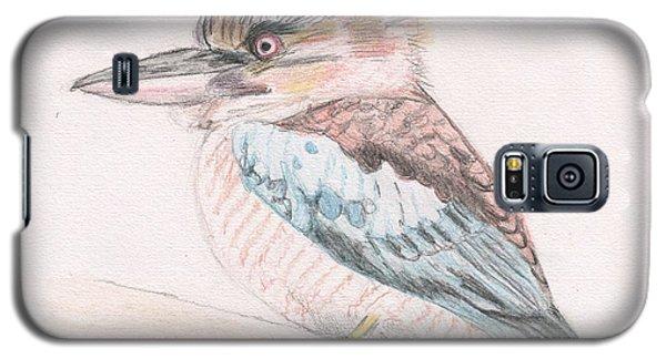 Kookaburra Cuteness Galaxy S5 Case