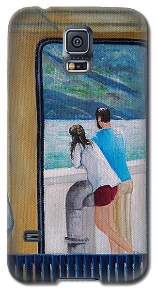 Kootenay Lake Ferry Galaxy S5 Case