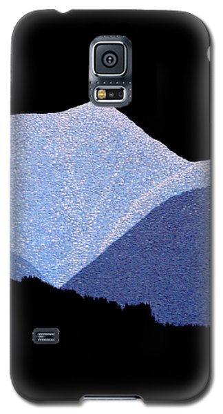 Kootenay Mountains Galaxy S5 Case
