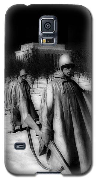 Korean Memorial Galaxy S5 Case by Skip Willits