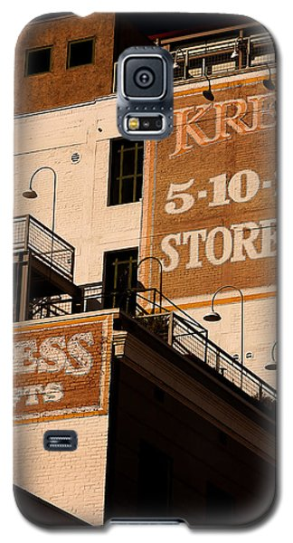 Kress Ghost Signs By Denise Dube Galaxy S5 Case