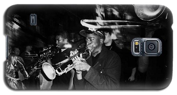 Krewe Du Vieux Parade Brass Band Galaxy S5 Case