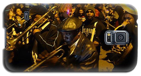 Krewe Du Vieux Parade In New Orleans Galaxy S5 Case