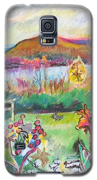 Kripalu View Galaxy S5 Case by Linda Novick