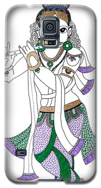 Krishna IIi Galaxy S5 Case