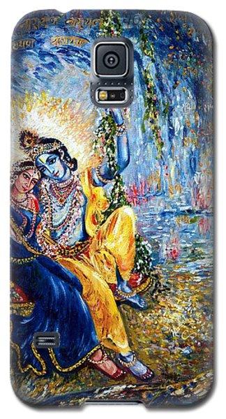 Krishna Leela Galaxy S5 Case