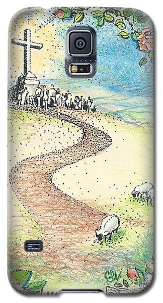 Krizevac - Cross Mountain Galaxy S5 Case