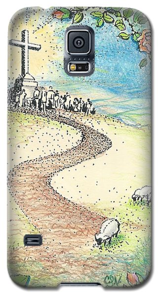 Krizevac - Cross Mountain Galaxy S5 Case