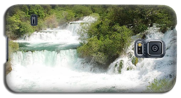 Krka Waterfalls Croatia Galaxy S5 Case