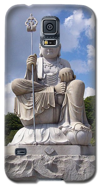 Ksitigarbha Galaxy S5 Case by Cheryl McClure
