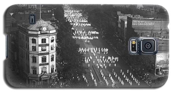 Ku Klux Klan Parade Galaxy S5 Case by Underwood Archives