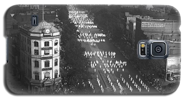 Ku Klux Klan Parade Galaxy S5 Case