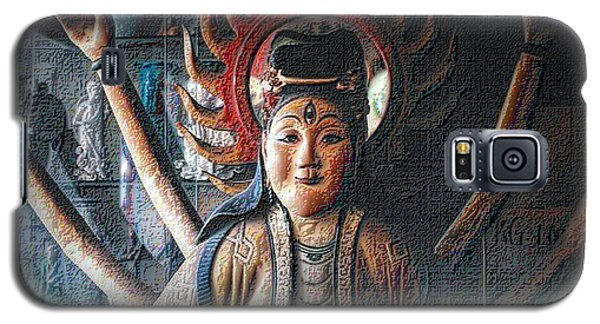 Kuan Yin Galaxy S5 Case