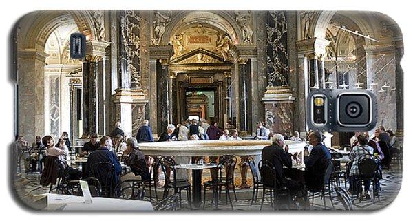 Kunsthistorische Museum Cafe II Galaxy S5 Case by Madeline Ellis