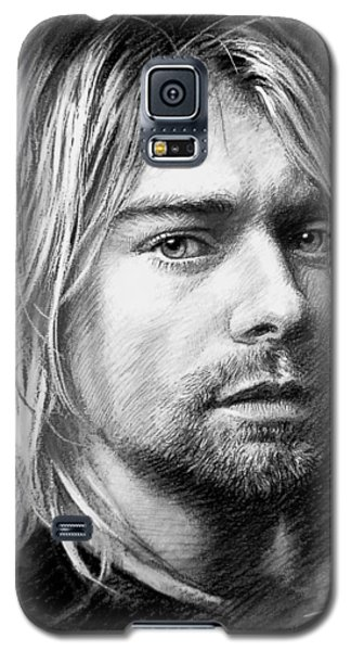 Kurt Cobain Galaxy S5 Case