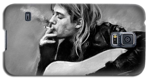 Kurt Cobain Guitar  Galaxy S5 Case