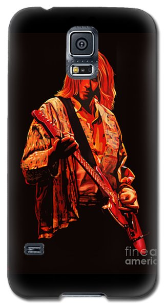 Kurt Cobain Painting Galaxy S5 Case