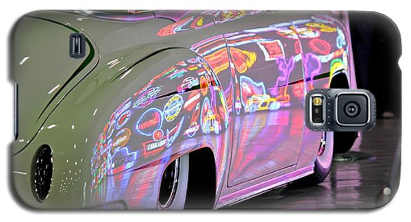 Kustom Neon Reflections Galaxy S5 Case