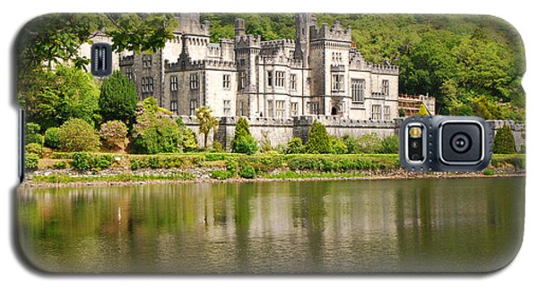 Kylemore Abbey 2 Galaxy S5 Case by Mary Carol Story