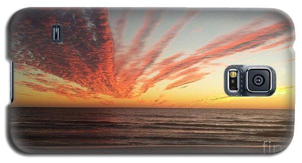 Kyra's Sunset Galaxy S5 Case
