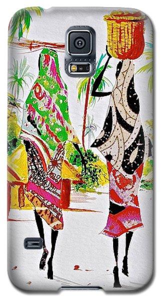 L 122 Galaxy S5 Case
