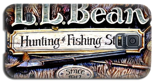 L. L. Bean Hunting And Fishing Store Since 1912 Galaxy S5 Case