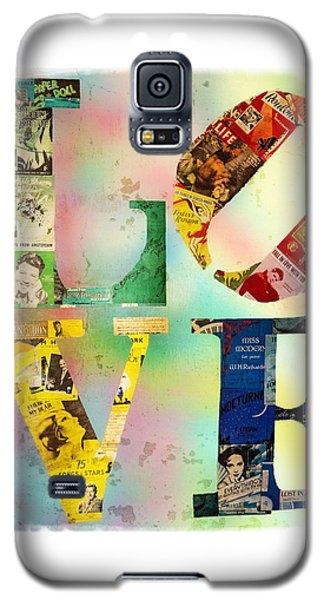 L O V E Galaxy S5 Case