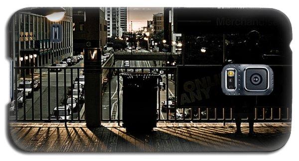 L Platform At Dusk Galaxy S5 Case
