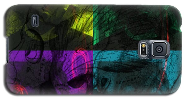 Galaxy S5 Case featuring the photograph L S D  Part One by Sir Josef - Social Critic - ART