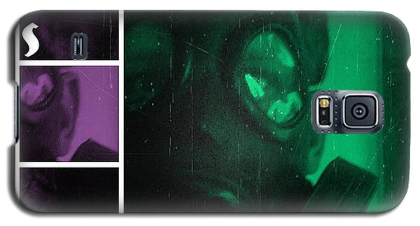 Galaxy S5 Case featuring the photograph L S D  Part Two by Sir Josef - Social Critic - ART