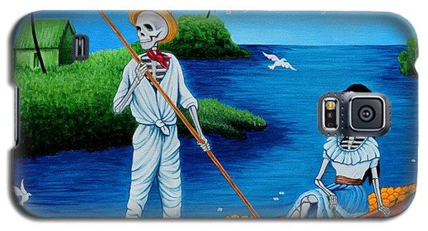 La Barca Galaxy S5 Case by Evangelina Portillo