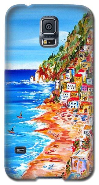 La Bella Positano Amalfi Coast Galaxy S5 Case