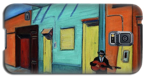 La Boca Morning II Galaxy S5 Case
