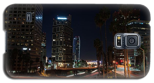 Galaxy S5 Case featuring the photograph La Down Town 2 by Gandz Photography