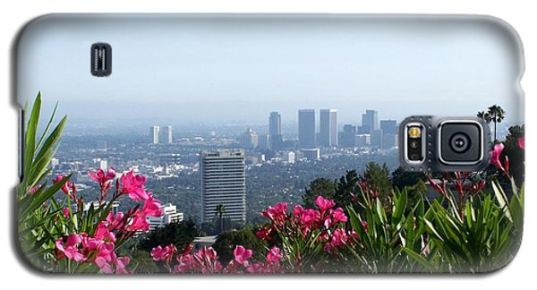 L.a. From Beverly Hills Galaxy S5 Case by Dany Lison
