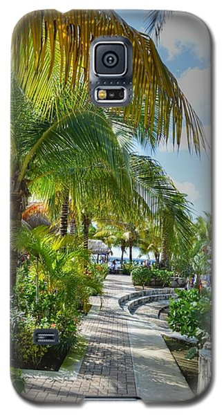 La Isla Bonita Galaxy S5 Case