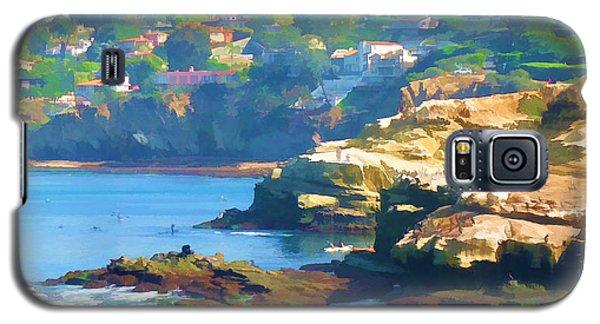 La Jolla California Cove And Caves Galaxy S5 Case