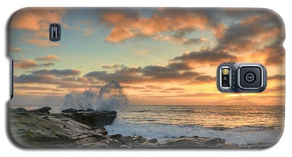 La Jolla Cove At Sunset Galaxy S5 Case