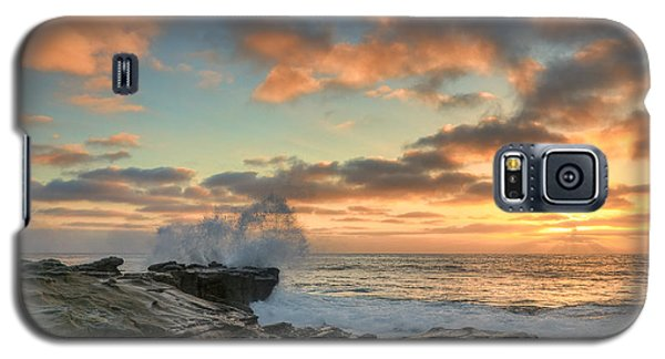 La Jolla Cove At Sunset Galaxy S5 Case