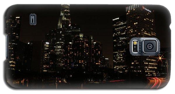 LA Galaxy S5 Case by Kevin Ashley