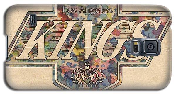 La Kings Vintage Art Galaxy S5 Case