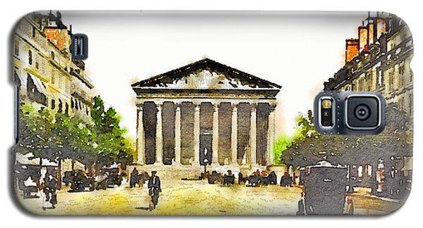 La Madeleine 1890 Galaxy S5 Case