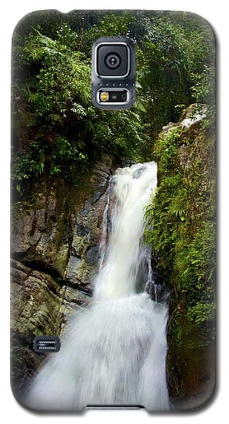 La Mina At El Yunque Galaxy S5 Case