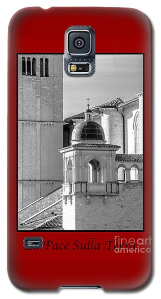 La Pace Sulla Terre With Basilica Details Galaxy S5 Case